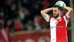 Niko Gießelmann droht im Pokal auszufallen