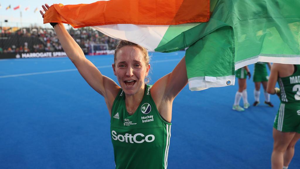 Irlands Hockey-Damen stehen im WM-Halbfinale