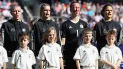 Die deutschen Damen bleiben auf Rang zwei