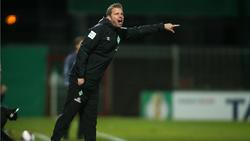 Ist mit Werder Bremen in Mainz gefordert: Trainer Florian Kohfeldt