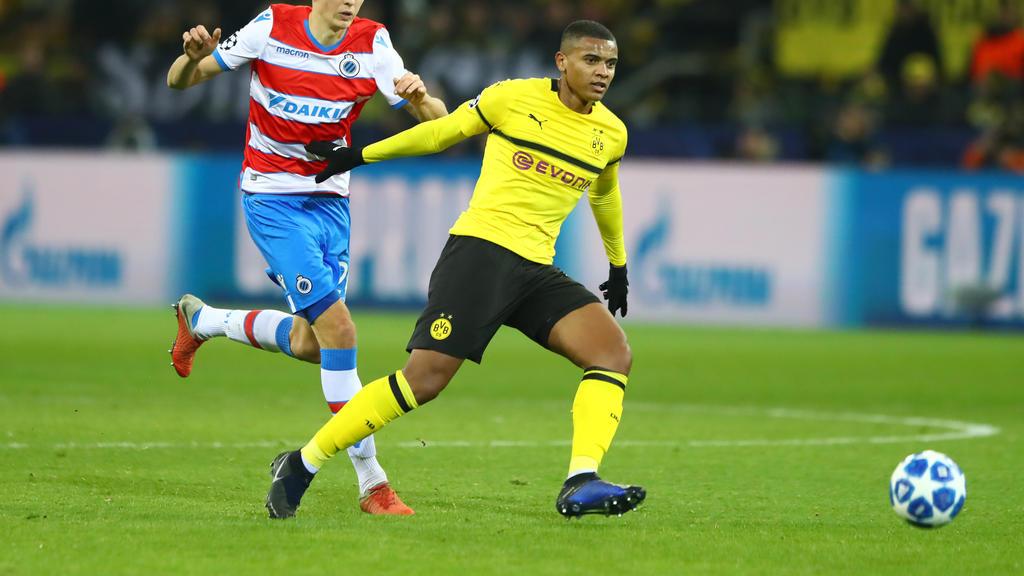 Manuel Akanji vom BVB stellt klar:  Es war nicht unser bestes Spiel