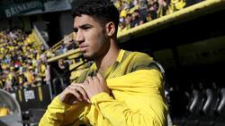 Achraf Hakimi kehrt 2020 wohl vom BVB zu Real Madrid zurück