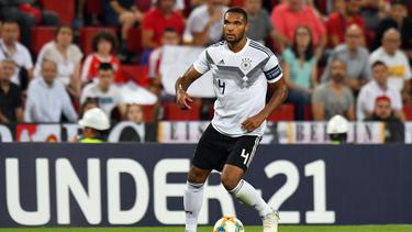 Jonathan Tah hat bereits für die A-Elf des DFB debütiert