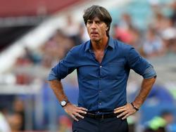 Joachim Löw kann sich mit einem K.o.-Duell gegen Brasilien anfreunden