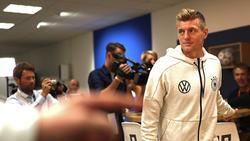 Toni Kroos will keine Auszeiten in der Nationalmannschaft
