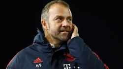 Bleibt Hansi Flick bis Sommer Trainer des FC Bayern?