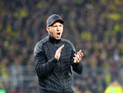 RB-Leipzig Coach Julian Nagelsmann