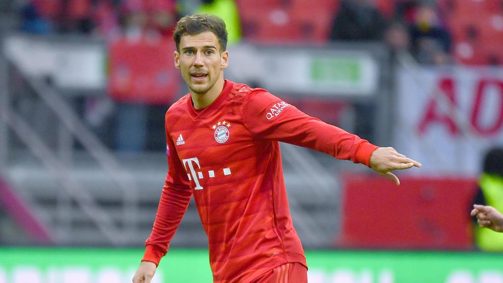 Leon Goretzka beschäftigt sich viel mit der Taktik des FC Bayern
