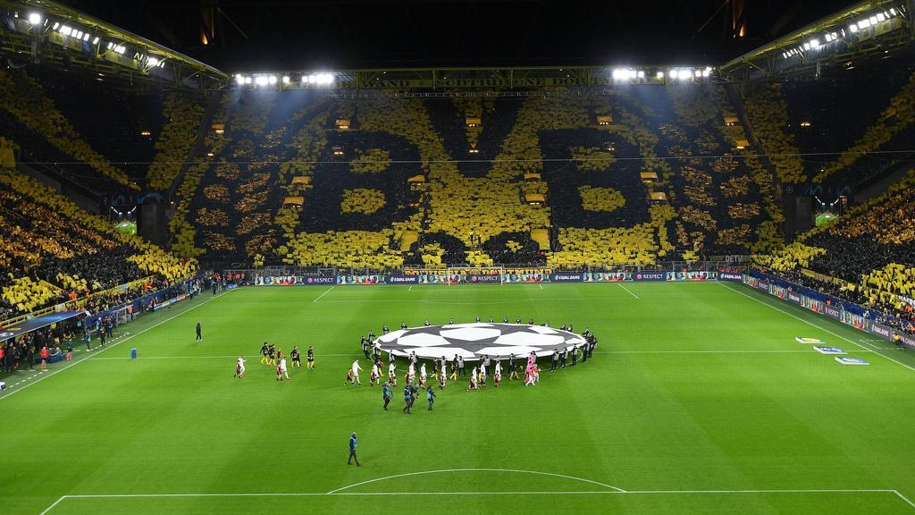 Das Stadion des BVB hat es Theo Walcott angetan