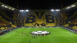 Der BVB gewann gegen PSG