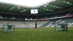 Die Bundesliga spielt wahrscheinlich vor leeren Rängen