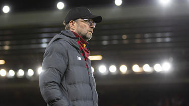 Jürgen Klopp kann mit dem FC Liverpool die Meisterschaft gewinnen