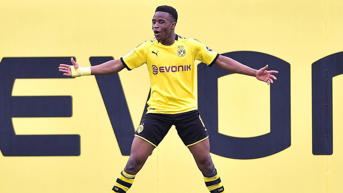 BVB-Youngster Youssoufa Moukoko könnte schon bald bei den Profis debütieren