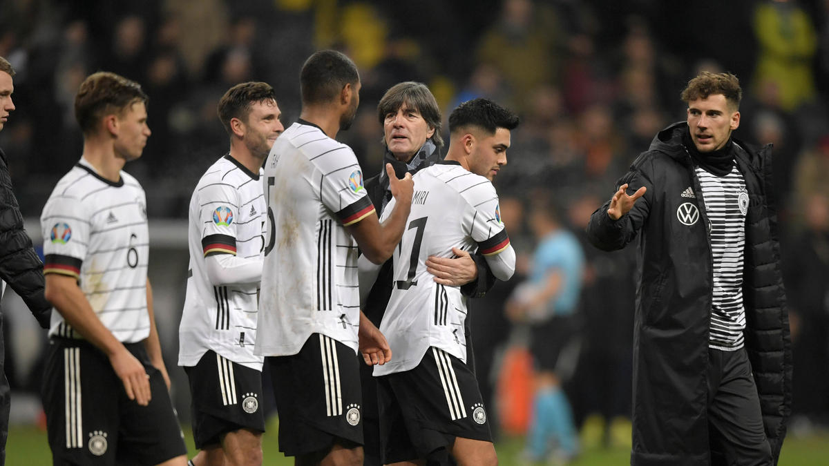 Das DFB-Team soll bald schon wieder zusammen auf dem Rasen stehen