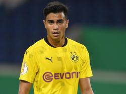 Reinier está cedido en el Dortmund por el Real Madrid.