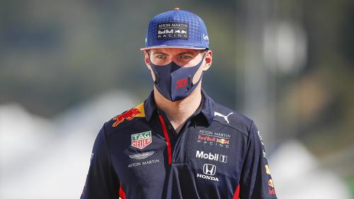 Max Verstappen fiel in Mugello schon in der ersten Rennrunde aus