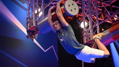 Oliver Edelmann kämpft bei Ninja Warrior Germany erneut um den Titel