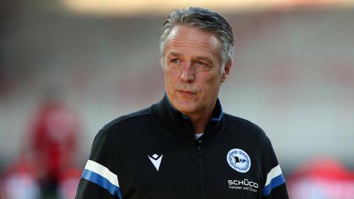 Bielefeld-Trainer Uwe Neuhaus fordert mehr Konstanz von seinem Team