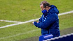 Auch Huub Stevens konnte dem FC Schalke 04 nicht helfen