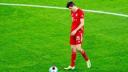 Thomas Müller erlebte mit dem FC Bayern einen bitteren Abend