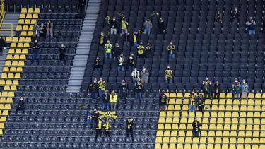 Schwere Zeiten für die Fans des BVB