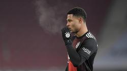 Serge Gnabry überzeugt beim FC Bayern derzeit nur bedingt