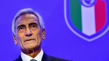 Gabriele Gravina erklärt hohe Verluste der Fußballklubs der Serie A