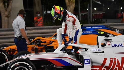 Mick Schumacher bestreitet seinen zweiten Grand Prix in der Formel 1