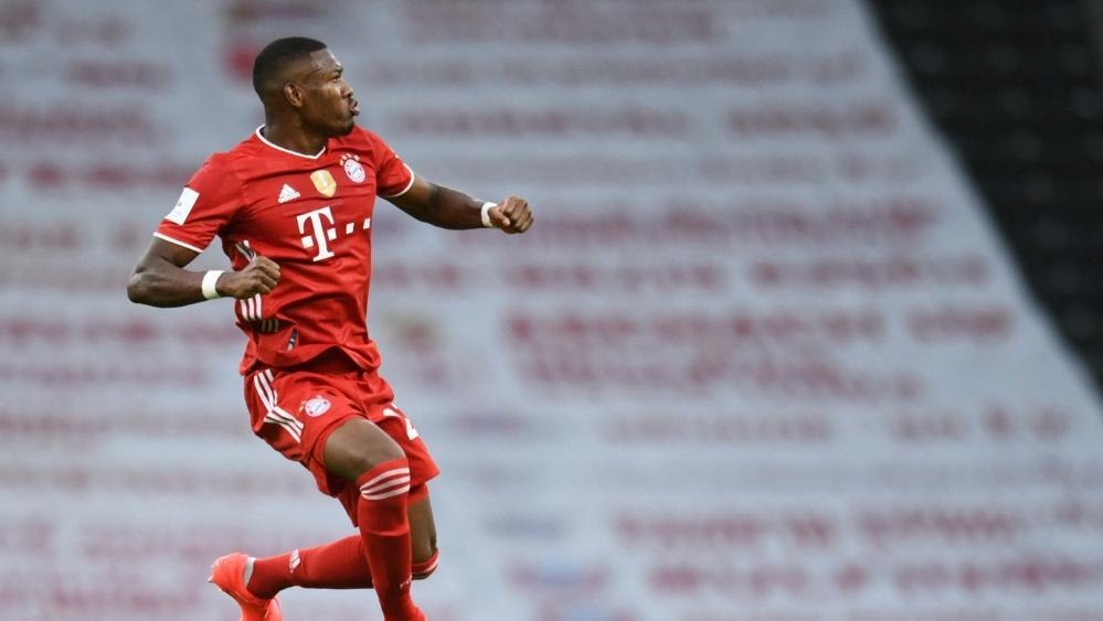 David Alaba vom FC Bayern erwirbt zwei Prozent von Austria Wien