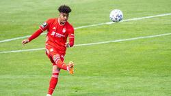 Justin Che verlässt den FC Bayern wieder