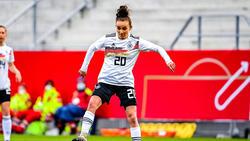 Lina Magull wird zwei Länderspiele verpassen