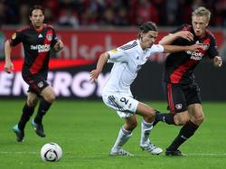 Kantersieg für Leverkusen