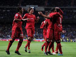 Mallorca geht früh im Santiago Bernabéu in Führung