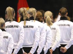 Die deutschen Handball-Damen