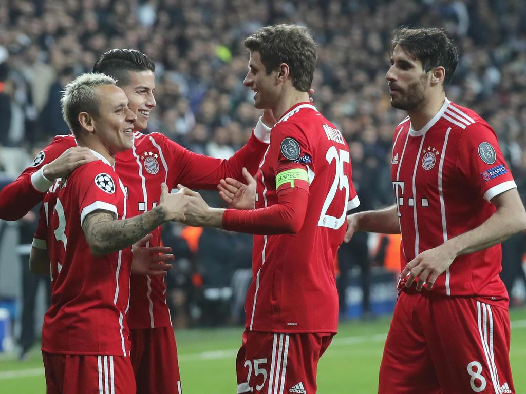 Der FC Bayern München gab sich in Istanbul keine Blöße
