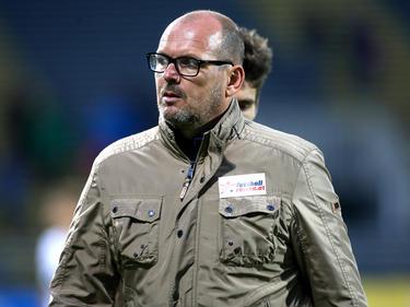 U19-Teamchef Martin Scherb darf sich über ein 3:0 gegen Bosnien-Herzegowina freuen