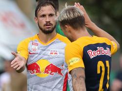 Kapitän Andreas Ulmer bleibt in Salzburg