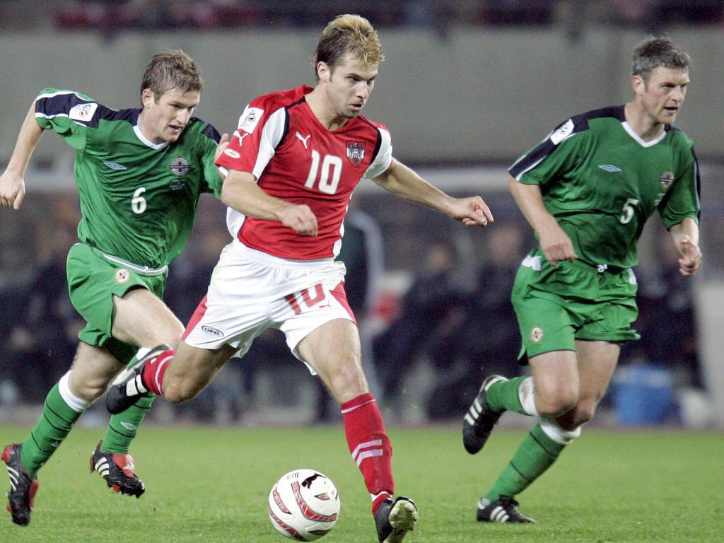 Andreas Ivanschitz im WM-Quali-Spiel 2005