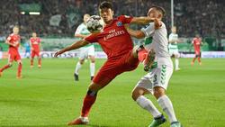 Hee-chan Hwang soll beim Wiederaufstieg des HSV mithelfen
