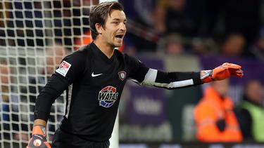 Martin Männel wird dem FC Erzgebirge fehlen