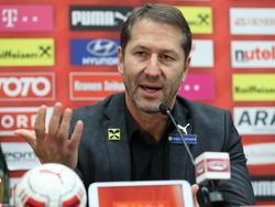 Laut Teamchef Franco Foda überwog im Länderspieljahr 2018 das Positive