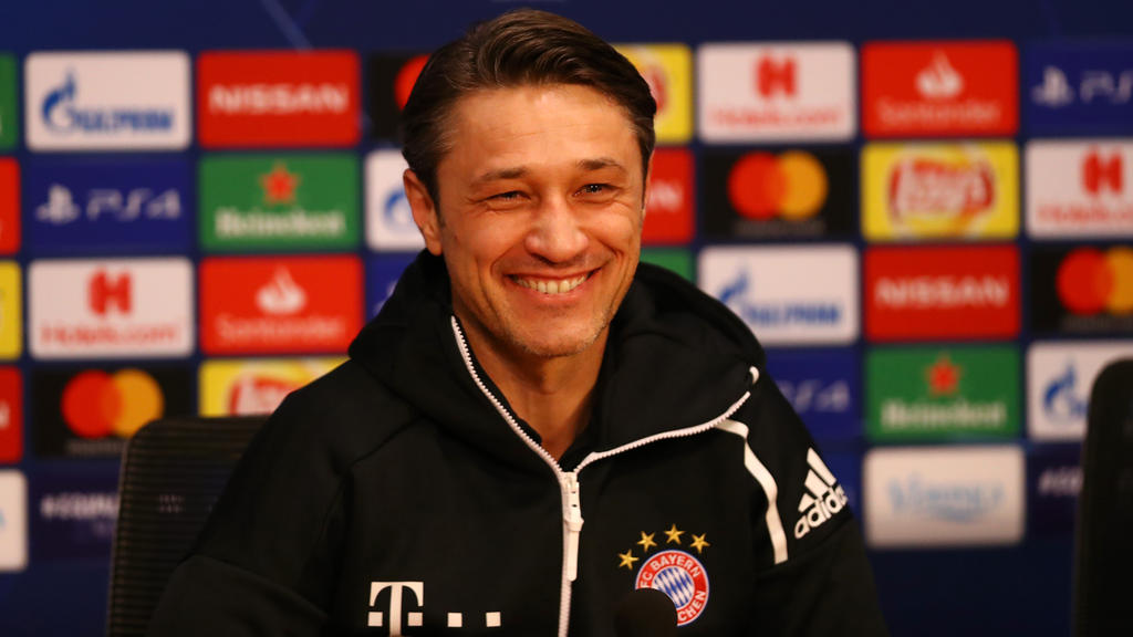 Niko Kovac war von der Partie bei Ajax Amsterdam begeistert