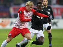 Xaver Schlager heuert beim VfL Wolfsburg in der deutschen Bundesliga an