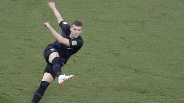 War für Frankfurt in Florida erfolgreich: Eintracht-Angreifer Ante Rebic