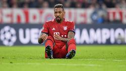 Jérôme Boateng war nach seinem Bankplatz gegen Hoffenheim angefressen