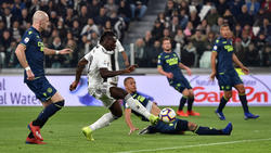 Youngster-Doppelpack durch Moise Kean