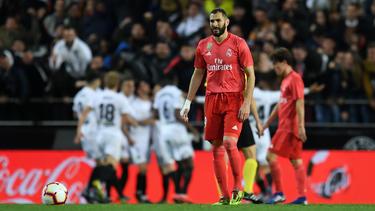 Der Treffer von Karim Benzema kam zu spät