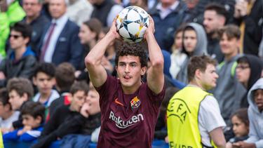Mateu Morey läuft in Zukunft im BVB-Dress auf