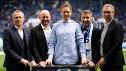 Julian Nagelsmann wechselt zu RB Leipzig
