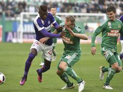 Die Austria siegt im 319. Wiener Derby bei Rapid klar mit 2:0